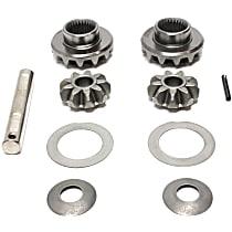 Differential Gear Set With Dana 30 Front Axle Without Vari-Lok WG ZG Models