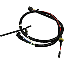 Crown 53001100 Wiring Harness - Direct Fit, Sold individually