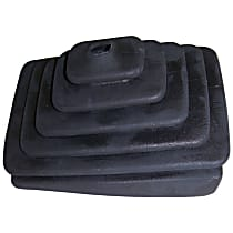 53004433 Shift Boot - Rubber, Direct Fit, Sold individually