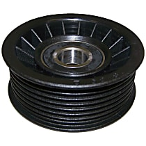 Crown 53010158P Accessory Belt Idler Pulley - Direct Fit, Sold individually