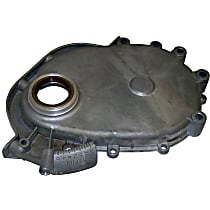 Crown 53020233 Timing Cover - Steel, 1-Piece, Direct Fit, Sold individually