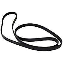 Serpentine Belt - Serpentine belt, Direct Fit, Sold individually Accessory Drive