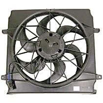 55037692AB OE Replacement Radiator Fan