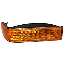 55054580 Front, Passenger Side Turn Signal Light, Without bulb(s)