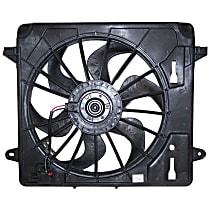 55056642AD OE Replacement Radiator Fan