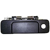 55076016AE Tailgate Handle, Textured Black