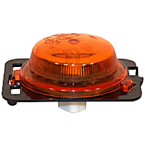 55077895AD Front, Driver Side Side Marker, Without bulb(s)