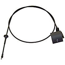 Crown 55135532AB Hood Cable - Direct Fit, Sold individually