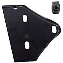 Front, Driver Side Bumper Bracket