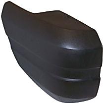 55234544 Front, Passenger Side Plastic Bumper End, Primed