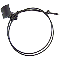 Crown 55394495AB Hood Cable - Direct Fit, Sold individually