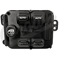 Window Switch - Front, Driver or Passenger side