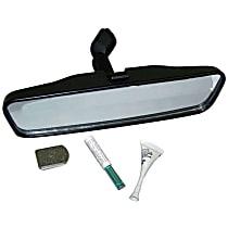 Crown 5965338K Rear View Mirror - Black, Direct Fit, Kit