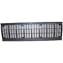 Grille, Silver