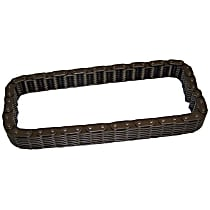 638457 Timing Chain - Steel, Direct Fit, Sold individually