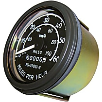 Crown 640131 Speedometer - Direct Fit, Assembly