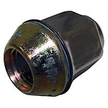 6502738 Lug Nut, Chrome, M12-1.50, Acorn Style, Sold Individually