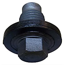 Crown 6506100AA Oil Drain Plug - Natural, Steel, Standard, Direct Fit, Sold individually