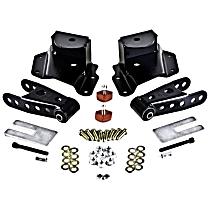Belltech 6511 Leaf Spring Shackles and Hangers - Direct Fit, 2-spring set