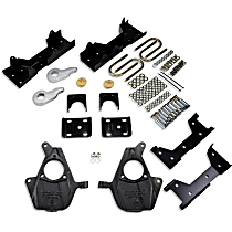 657 Lowering Kit - Direct Fit, Kit