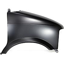 Fender - Front, Passenger Side