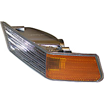 68004180AB Front, Passenger Side Turn Signal Light, Without bulb(s)
