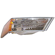 68004181AB Front, Driver Side Turn Signal Light, Without bulb(s)
