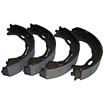 Crown 68020626AA Parking Brake Shoe - Direct Fit