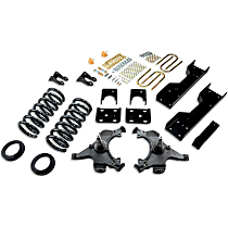 693 Lowering Kit - Direct Fit, Kit