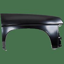 Fender - Front, Passenger Side, 4WD