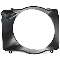 Fan Shroud, Fits Radiator Fan - 5.0L/5.8L Engines, w/Standard Cooling