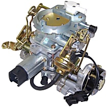 Crown Carburetor 1982-1986 Jeep CJ SJ J Series With Electric Steeper Motor 4.2L Engine