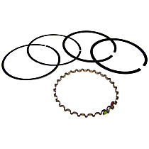 83500210 Piston Ring Set - Direct Fit, Set of 4