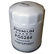 89017342 Oil Filter - Canister, Direct Fit, Sold individually