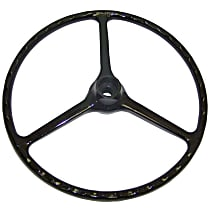 Crown 927417 Steering Wheel - Direct Fit, Sold individually