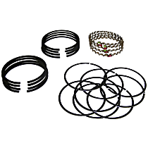 Crown 941887 Piston Ring Set - Direct Fit