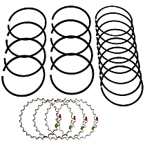 Crown 941889 Piston Ring Set - Direct Fit