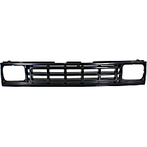 Grille Assembly - Black Shell and Insert