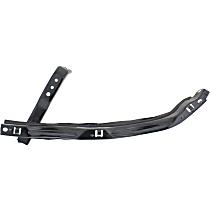 Front, Driver Side Bumper Bracket - Side Bumper Reinforcement