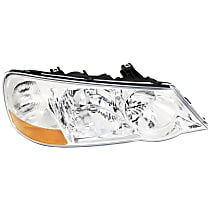 Passenger Side HID/Xenon Headlight, Without bulb(s)
