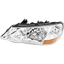 Driver Side HID/Xenon Headlight, Without bulb(s)