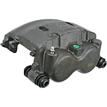 Front or Rear, Passenger Side Brake Caliper