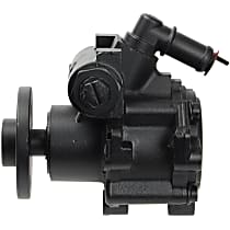 21-109 Power Steering Pump - Without Pulley, Without Reservoir