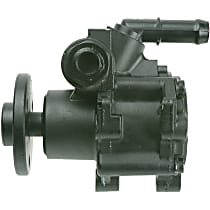 21-147 Power Steering Pump - Without Pulley, Without Reservoir