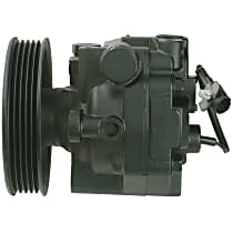 21-329 Power Steering Pump - With Pulley, Without Reservoir