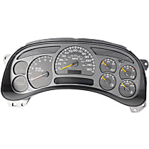 A1 Cardone 2L-1000 Instrument Cluster - Analog, Black, Direct Fit, Sold individually