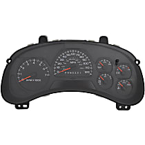 A1 Cardone 2L-1013 Instrument Cluster - Analog, Black, Direct Fit, Sold individually
