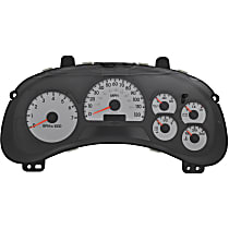 A1 Cardone 2L-1023 Instrument Cluster - Analog, Black, Direct Fit, Sold individually