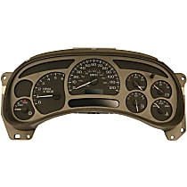 A1 Cardone 2L-1026 Instrument Cluster - Analog, Brown, Direct Fit, Sold individually