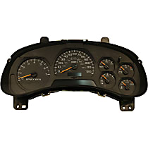 A1 Cardone 2L-1027 Instrument Cluster - Analog, Black, Direct Fit, Sold individually